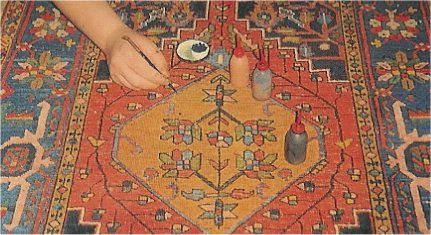 Tappeti persiani - Pulizia tappeto persiano ...